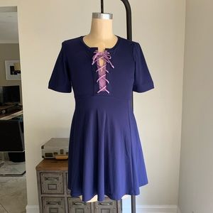 MAEVE Anthropologie Short Fit and Flare Dress